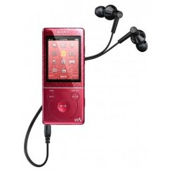 Фото Sony NWZ-E473R 4GB Red