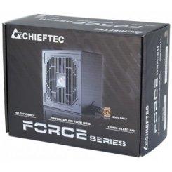 Фото Блок питания CHIEFTEC Force 750W (CPS-750S)