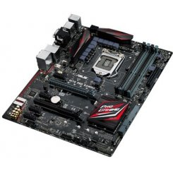 Фото Материнская плата Asus H170 PRO GAMING (s1151, Intel H170)