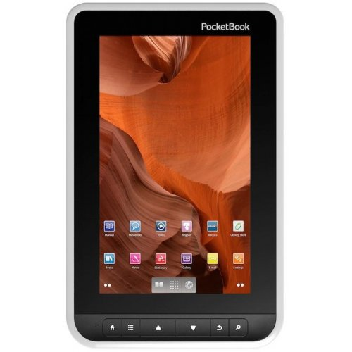 Фото Планшет PocketBook A7 3G White