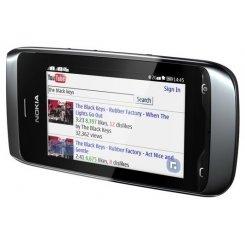 Фото Мобильный телефон Nokia Asha 308 Black