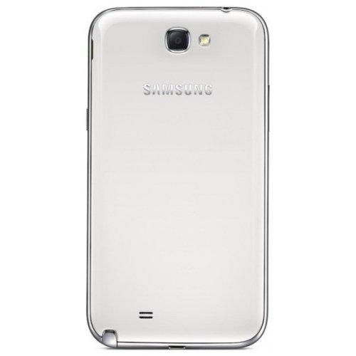 Фото Смартфон Samsung Galaxy Note II N7100 Marble White