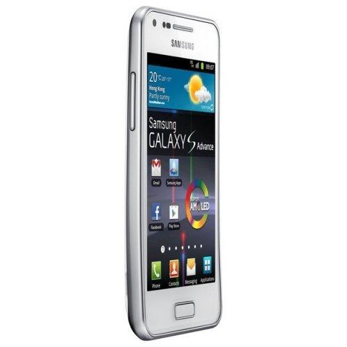 Фото Смартфон Samsung Galaxy S Advance I9070 Ceramic White