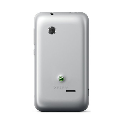 Фото Смартфон Sony Xperia tipo Dual ST21i2 Silver