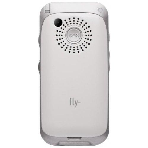 Фото Мобильный телефон Fly Ezzy 4 White