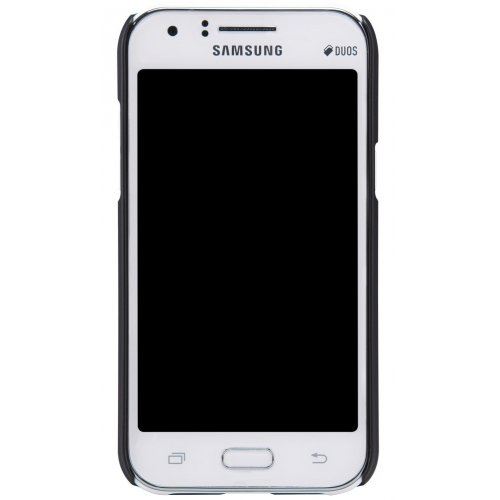 Фото Чехол Чехол Nillkin Frosted Shield для Samsung Galaxy J1 Ace J110 Black