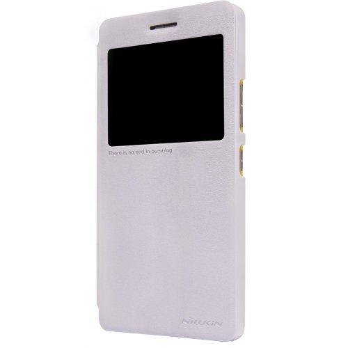 Фото Чехол Чехол Nillkin Sparkle Series для Lenovo A6010 White