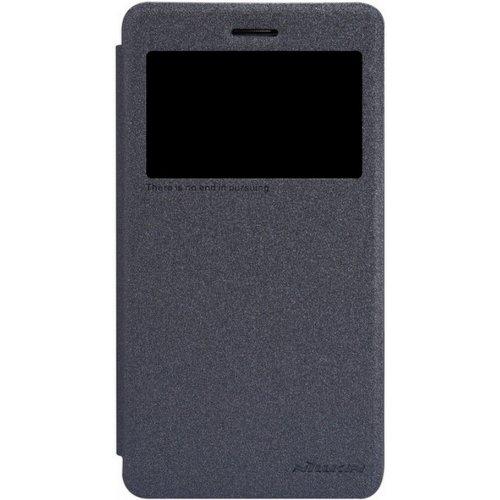 Фото Чехол Чехол Nillkin Sparkle Series для Lenovo S60 Black