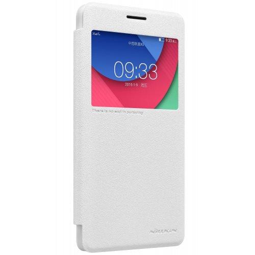 Фото Чехол Чехол Nillkin Sparkle Series для Lenovo Vibe S1 White