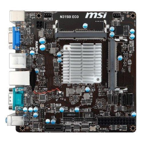 Фото Материнская плата MSI N3150I ECO (Intel N3150)