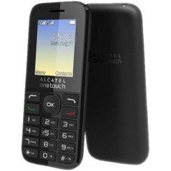 Фото Мобильный телефон Alcatel One Touch 1016D Black