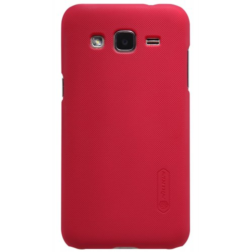 Фото Чехол Чехол Nillkin Frosted Shield для Samsung Galaxy J2 Red