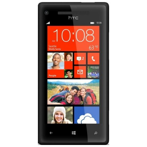 Фото Смартфон HTC Windows Phone 8X C620e Graphite Black