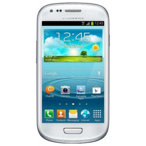 Фото Смартфон Samsung Galaxy S III mini I8190 Marble White