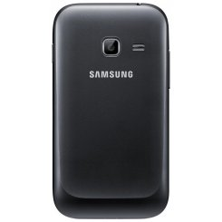 Фото Смартфон Samsung Galaxy Ace Duos S6802 Black