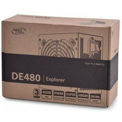 Фото Блок питания Deepcool Explorer 480W (DE480)