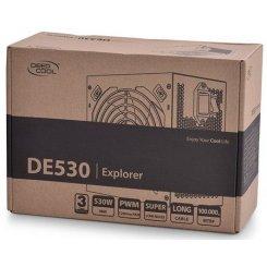 Фото Блок питания Deepcool Explorer 530W (DE530)