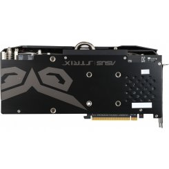 Фото Видеокарта Asus Radeon R9 390 STRIX OC 8192MB (STRIX-R9390-DC3OC-8GD5-GAMING)