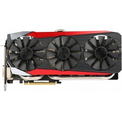 Фото Видеокарта Asus Radeon R9 390X STRIX OC 8192MB (STRIX-R9390X-DC3OC-8GD5-GAMING)