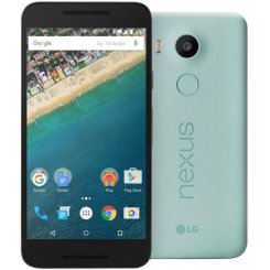 Фото Смартфон LG Google Nexus 5X H791 16GB Mint