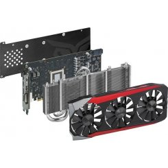 Фото Видеокарта Asus Radeon R9 390X STRIX 8192MB (STRIX-R9390X-DC3-8GD5-GAMING)