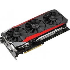 Фото Видеокарта Asus Radeon R9 390 STRIX 8192MB (STRIX-R9390-DC3-8GD5-GAMING)
