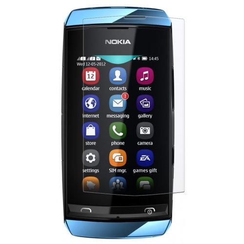 Фото Защитная пленка для Nokia 305/306 Clear