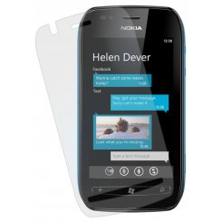Фото Защитная пленка для Nokia Lumia 710 Clear
