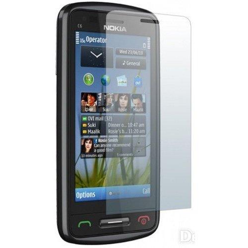 Фото Защитная пленка для Nokia C6-01 Clear