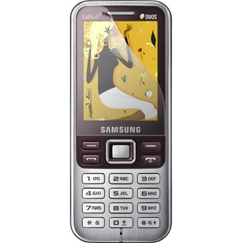 Фото Защитная пленка для Samsung C3322 Clear