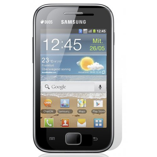 Фото Защитная пленка для Samsung S6802 Clear