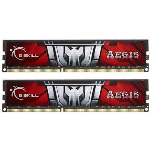 G.Skill DDR3 8GB (2x4GB) 1600Mhz Aegis (F3-1600C11D-8GISL)