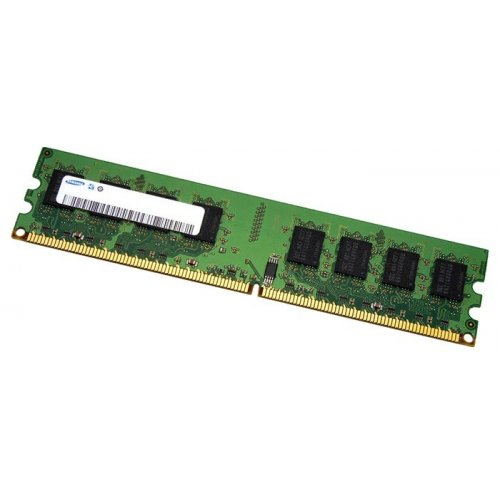 Фото ОЗУ Samsung DDR2 2GB 800Mhz (M378T5663QZ3-CF7)