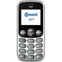 Фото Мобильный телефон Nomi i177 Metal/Grey