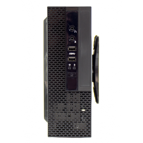 Фото Корпус GAMEMAX Mini-ITX ST102 200W (GMMC649050) Black