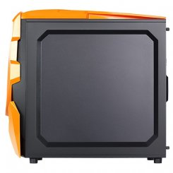 Фото Корпус RAIDMAX NINJA II без БП (A06WBO) Black/Orange