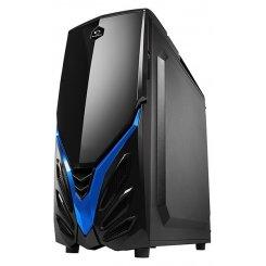 Фото Корпус RAIDMAX VIPER II без БП (AO7WBU) Black/Blue