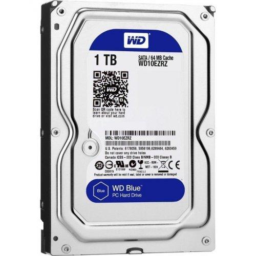 Фото Жесткий диск Western Digital Blue 1TB 64MB 3.5