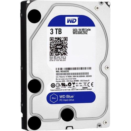 Фото Жесткий диск Western Digital Blue 3TB 64MB 3.5