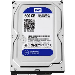 Фото Жесткий диск Western Digital Blue 500GB 64MB 3.5