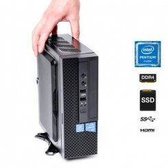 Фото Компьютер T-Mini Skylake (Intel 2x3.3GHz/4GB/120Gb SSD/Intel HD 510)