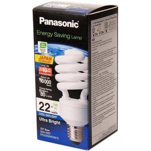 Фото Лампа энергосберегающая Panasonic