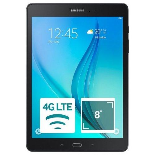 Фото Планшет Samsung Galaxy Tab А T355N 8 LTE (SM-T355NZAA) 16Gb Smoky Titanium