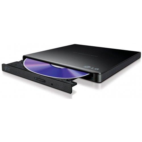 Фото Оптический привод LG DVD±R/RW USB 2.0 (GP57EB40) Black
