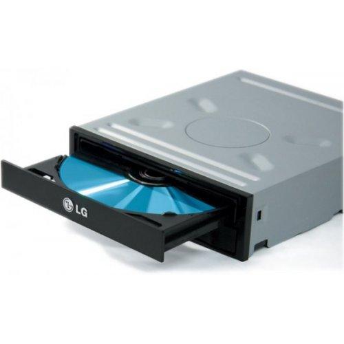 Фото Оптический привод LG SATA Blu-ray Writer 16x (BH16NS40) Black