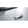 Фото Накопитель SanDisk Ultra Flair USB 3.0 64GB Steel-Black (SDCZ73-064G-G46)