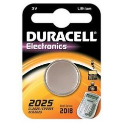 Фото Duracell DL2025 1шт (81469148)