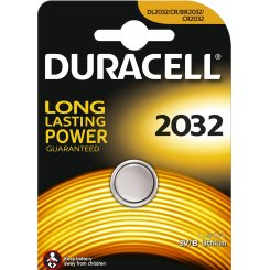Фото Duracell DL2032 1шт (81373217)