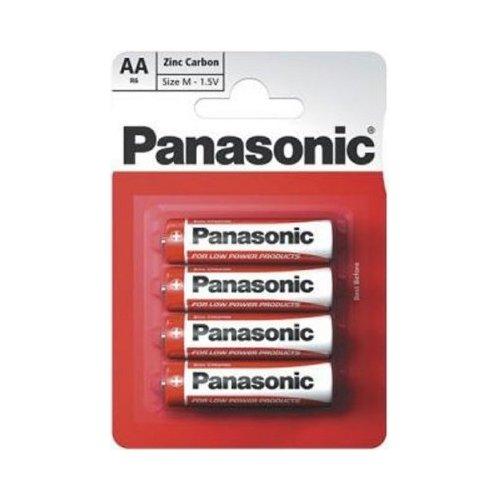 Фото Батарейки Panasonic AA (LR06) 4шт (R6REL/4BPU)