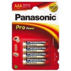 Фото Panasonic AAA (LR03) 4шт (LR03XEG/4BP)